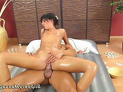 Footjob, Massage, Amateur