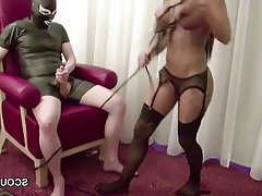 Big Boobs, Femdom, German, Hardcore