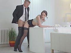 Office, Secretary, Hardcore, Babe