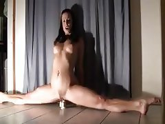 Amateur, Masturbation, Orgasm, Dildo