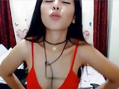 Webcam, Asian, Orgasm, Asian