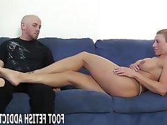 BDSM, Stockings, Femdom, POV