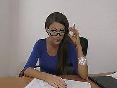 POV, Webcam, Brunette, Teen