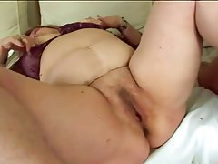 Granny bbw big ass