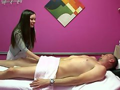 Blowjob, Brunette, Massage, Whore