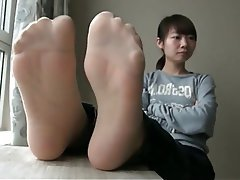 Nylon Foot Fetish Tubes
