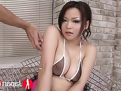 Big Boobs, Japanese, Orgasm, Squirt